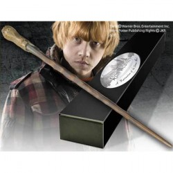 Figurine Harry Potter Ron Weasley Baguette Magique Noble Collection Boutique Geneve Suisse
