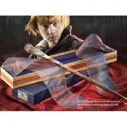 Figurine Harry Potter Ron Baguette Magique Noble Collection Boutique Geneve Suisse