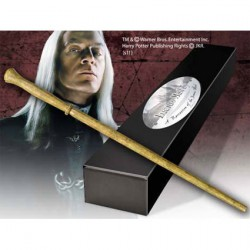 Figurine Harry Potter Lucius Malfoy Baguette Magique Noble Collection Boutique Geneve Suisse