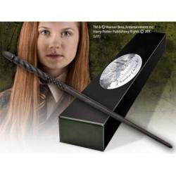 Figuren Harry Potter Ginny Weasley Zauberstab Noble Collection Genf Shop Schweiz