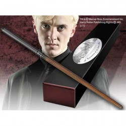 Figurine Harry Potter Draco Malfoy Baguette Magique Noble Collection Boutique Geneve Suisse