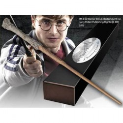 Figurine Harry Potter Baguette Magique Noble Collection Boutique Geneve Suisse