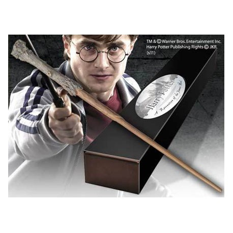 Figur Harry Potter Wand Noble Collection Geneva Store Switzerland