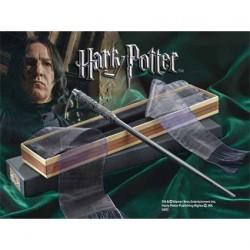Figurine Harry Potter Professor Snape Baguette Magique Noble Collection Boutique Geneve Suisse