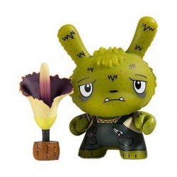 Figur Scared Silly Dunny Aromatherapy by Jenn & Tony Bot Kidrobot Geneva Store Switzerland