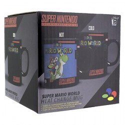 Nintendo Super Mario World Heat Change Mug (1 pcs)