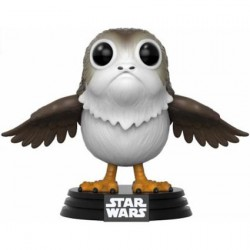 Figurine Pop Star Wars The Last Jedi Porg Open Wings Edition Limitée Funko Boutique Geneve Suisse