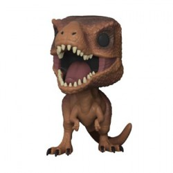 Figur Pop Movies Jurassic Park Tyrannosaurus Rex (Rare) Funko Geneva Store Switzerland
