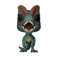 Figurine Pop Movies Jurassic Park Dilophosaurus Edition Limitée Chase Funko Figurines Pop! Geneve