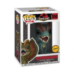 Figurine Pop Movies Jurassic Park Dilophosaurus Edition Limitée Chase Funko Boutique Geneve Suisse