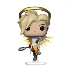 Figurine Pop Games Overwatch Mercy Funko Boutique Geneve Suisse