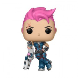 Figurine Pop Games Overwatch Zarya Funko Boutique Geneve Suisse