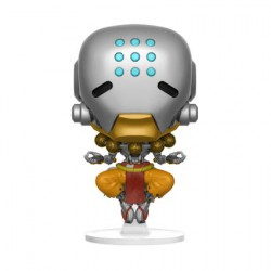 Figurine Pop Games Overwatch Zenyatta Funko Boutique Geneve Suisse