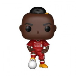 Figurine Pop Football Premier League Liverpool Sadio Mane Funko Boutique Geneve Suisse