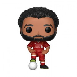 Figurine Pop Football Premier League Liverpool Mohamed Salah (Rare) Funko Boutique Geneve Suisse