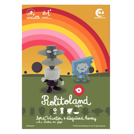 Figur Rolitoland Safari set F by Rolito Toy2R Geneva Store Switzerland