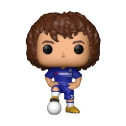 Figuren Pop Football Premier League Chelsea David Luiz (Rare) Funko Genf Shop Schweiz