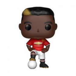Figur Pop Football Premier League Manchester United Paul Pogba Funko Geneva Store Switzerland