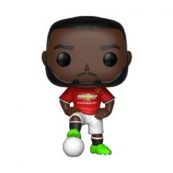 Figurine Pop Football Premier League Manchester United Romelu Lukaku Funko Boutique Geneve Suisse