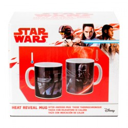 Figurine Tasse Star Wars Darth Vader Heat Reveal qui change avec la chaleur (1 pcs) Boutique Geneve Suisse