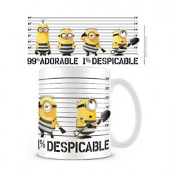 Figurine Tasse Despicable Me 3 Line Up Boutique Geneve Suisse