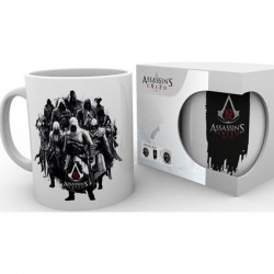 Figurine Tasse Assassins Creed 10 years (1 pcs) Boutique Geneve Suisse