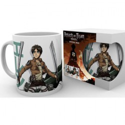 Figuren Tasse Attack On Titan Season 2 Eren Duo Mug (1 Stk) Genf Shop Schweiz