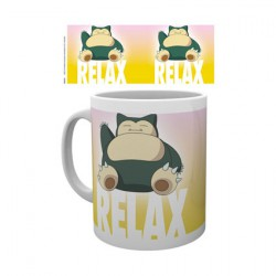 Figuren Tasse Pokemon Snorlax Mug Hole in the Wall Genf Shop Schweiz
