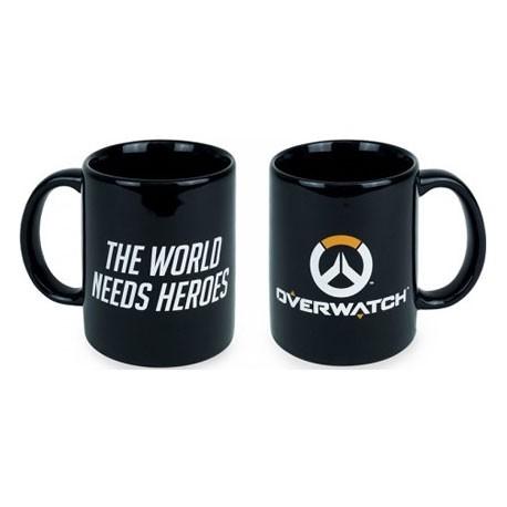 Figuren Tasse Overwatch Logo Mug (1 Stk) Figuren und Zubehör Genf