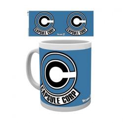 Figuren Tasse Dragon Ball Z Capsule Logo Mug Figuren und Zubehör Genf