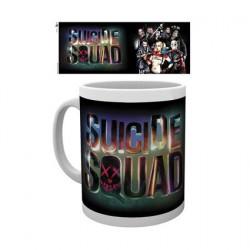 Figuren Tasse DC Comics Suicide Squad Logo Mug Genf Shop Schweiz