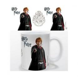 Figuren Tasse Harry Potter Ron Wemel Hole in the Wall Genf Shop Schweiz