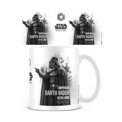 Figur Star Wars Darth Vader Profile Mug Hole in the Wall Geneva Store Switzerland