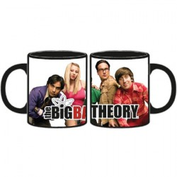 The Big Bang Theory Group Mug