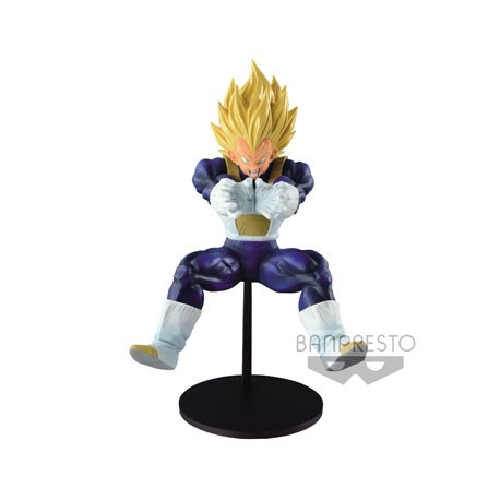 Figurine Dragon Ball Z Final Attack Super Saiyan Vegeta Final Flash Banpresto Figurines et Accessoires Geneve