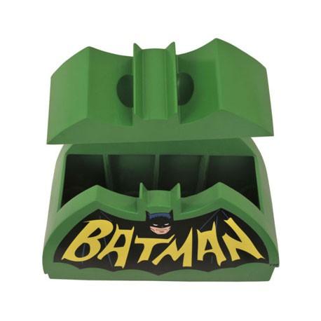 Figurine DC Comics 1966 Batman Logo Boite en Céramique Boutique Geneve Suisse