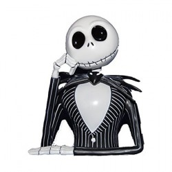 Figuren Nightmare Before Christmas Jack Skellington Bust Sparbüchse Start Genf