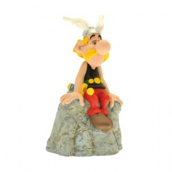 Figur Moneybox Asterix On Rock Paladone Geneva Store Switzerland