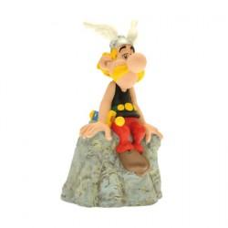 Figuren Sparbüchse Asterix On Rock Start Genf