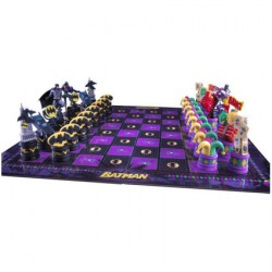 Batman Chess Set Batman Vs Joker