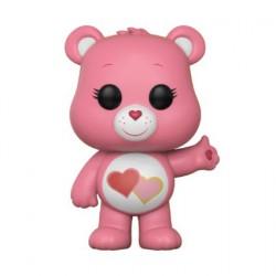 Figurine Pop Cartoons Care Bears Love-A-Lot Bear Funko Figurines Pop! Geneve
