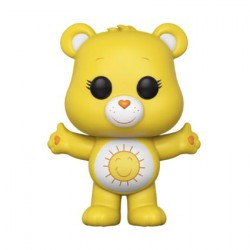 Figurine Pop Cartoons Care Bears Funshine Bear Funko Figurines Pop! Geneve