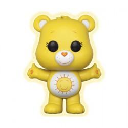 Figurine Pop Cartoons Care Bears Funshine Bear Edition Limitée Chase Phosphorescent Funko Boutique Geneve Suisse
