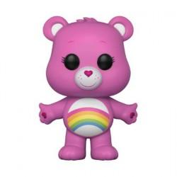 Pop Cartoons Care Bears Funshine Bear