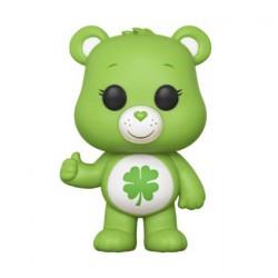 Figurine Pop Cartoons Care Bears Good Luck Bear Funko Figurines Pop! Geneve
