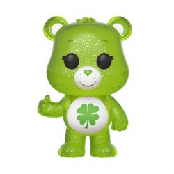 Figuren Pop Cartoons Care Bears Good Luck Bear Limitierte Chase Auflage Brilliant Funko Figuren Pop! Genf