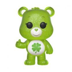 Figurine Pop Cartoons Care Bears Good Luck Bear Edition Limitée Chase Brillante Funko Boutique Geneve Suisse