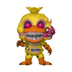 Figurine Pop Games Five Nights at Freddys Twisted Chica Funko Boutique Geneve Suisse