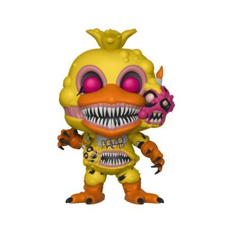 Figur Pop Games Five Nights at Freddys Twisted Chica Funko Geneva Store Switzerland