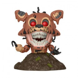 Figurine Pop Games Five Nights at Freddys Twisted Foxy Funko Boutique Geneve Suisse